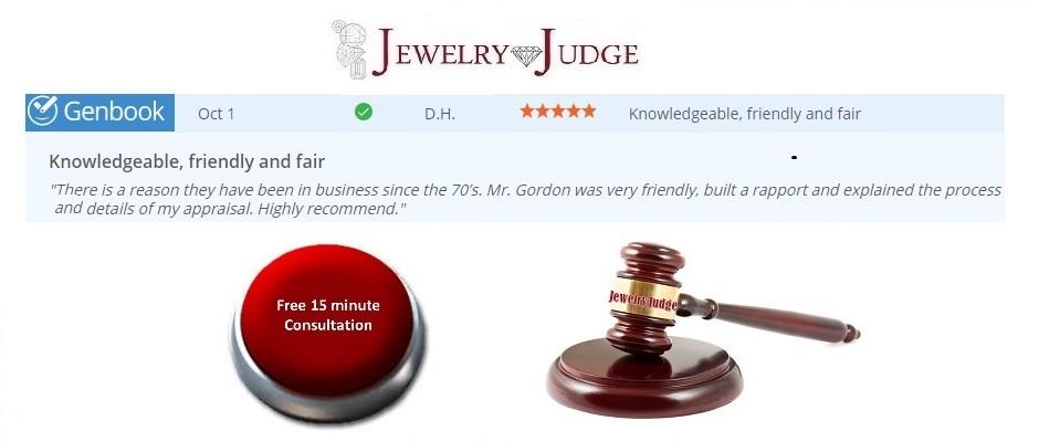 Houston Jewelry Appraiser Jewelry Judge Ben Gordon – 5 Star Review Oct