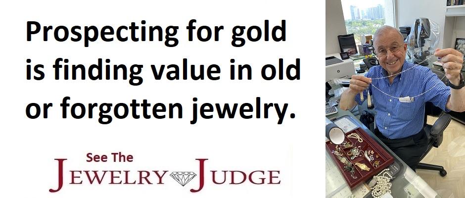 Houston Jewelry Appraiser Jewelry Judge Ben Gordon – FB Finding Gold