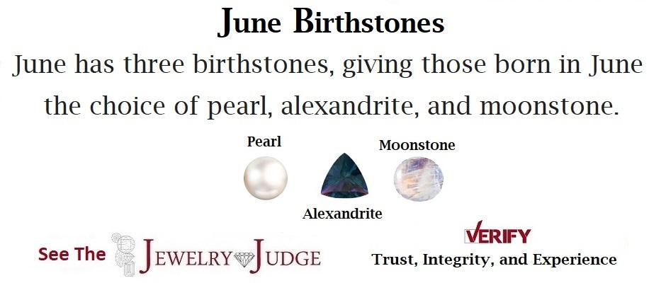 Houston Jewelry Appraiser Jewelry Judge Ben Gordon June Birthstones 2020