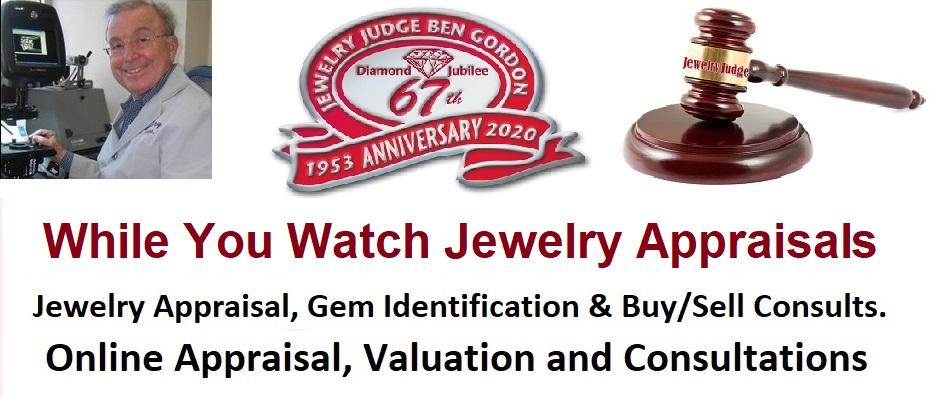 Houston Jewelry Appraiser Jewelry Judge Ben Gordon – While You watch