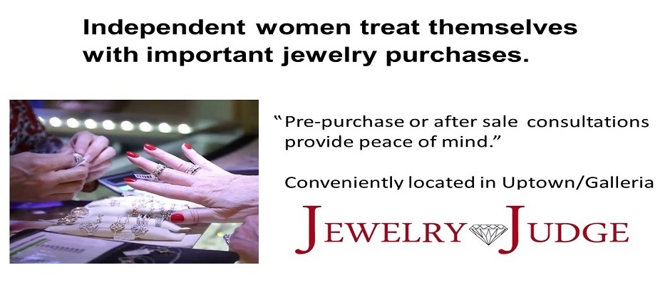 Houston Jewelry Appraiser Jewelry Judge Ben Gordon – Women Buy Jewelry