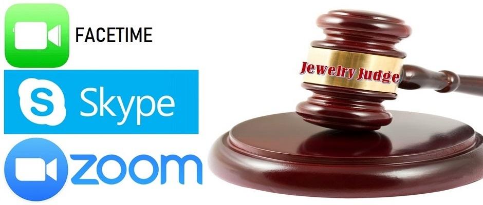 Houston Jewelry Appraiser – Virtual Consultations – Jewelry Judge Ben Gordon