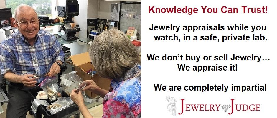 Jewelry Judge Ben Gordon – Trust