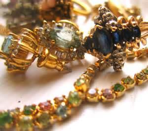 pile of jewelry