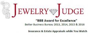 Jewelry Judge Ben Gordon Logo BBB